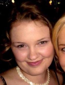 Beth at 18