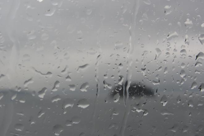 Rainy day in the PNW