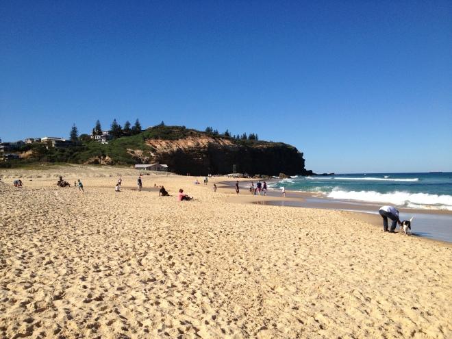 My favourite beach.