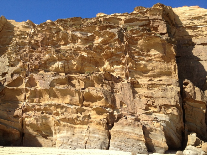 My sea cliffs.