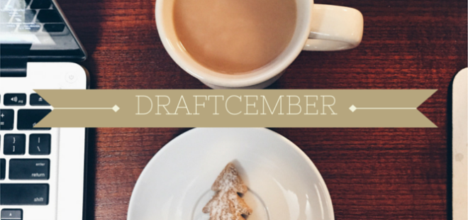 Draftcember header